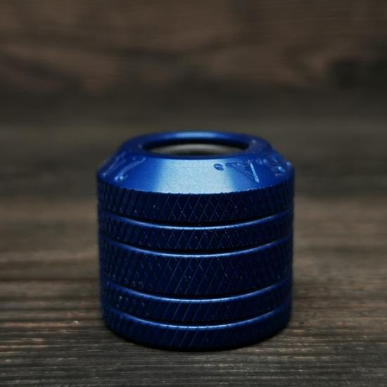 Кэп Comp Lyfe Mini Cap для Kennedy 24 (Синий)   оригинал