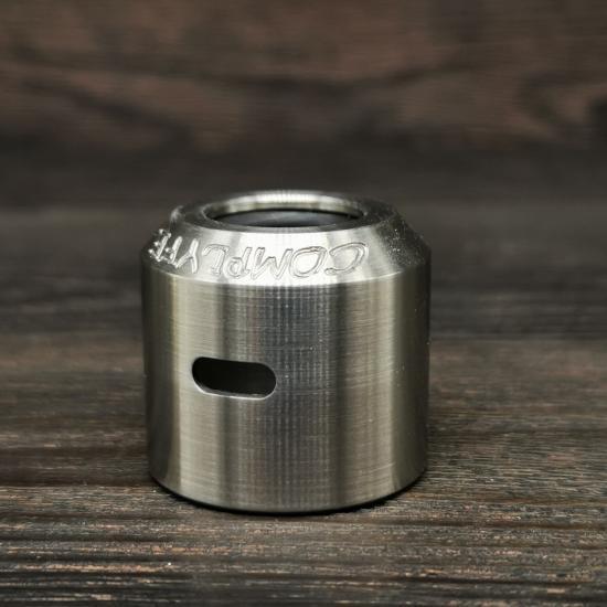 Кэп Comp Lyfe Mini Cap Side Airflow для Kennedy 24 (Сталь)   оригинал