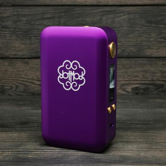 Мод DotMod DotBox 200W (Фиолетовый) | оригинал