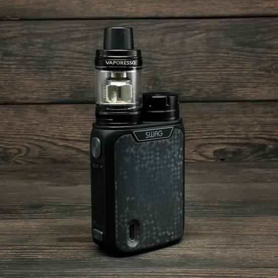 Комплект Vaporesso Swag 80W Kit (Черный) | оригинал