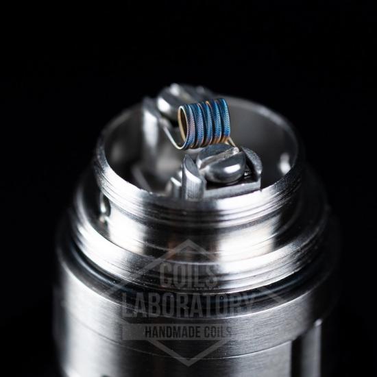 Намотка Coilslab Alien MTL 0.70Ω 2.5mm (3x0.2n80+0.06n80) | оригинал