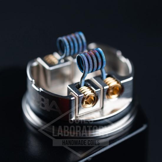 Намотка Coilslab Fused 0.20Ω 3mm (2x0.4a1+0.1n80) | оригинал