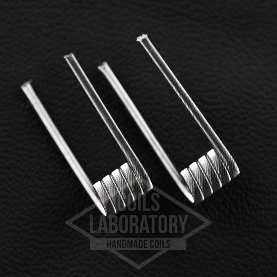 Намотка Coilslab Triple Fused 0.12Ω 3mm (3x0.4a1+0.1n80) | оригинал