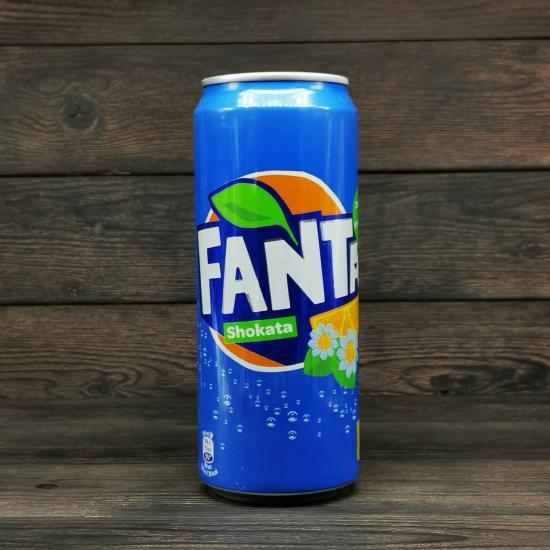 Напиток Fanta Shokata 0,330л | оригинал
