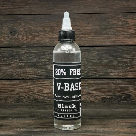 Основа V-Base 80/20 120мл 0мг | оригинал