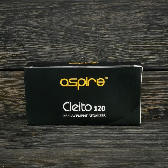 Сменный испаритель Aspire Cleito 120 0.16Ω | оригинал