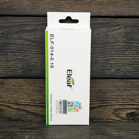 Сменный испаритель Eleaf ECL (Ijust S) 0.18Ω   оригинал
