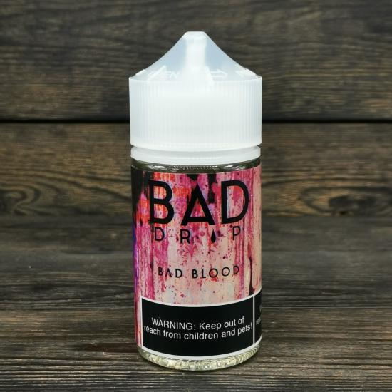Жидкость Bad Drip Bad Blood 60мл 0мг | оригинал