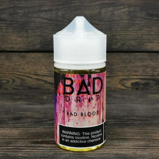 Жидкость Bad Drip Bad Blood 60мл 3мг | оригинал