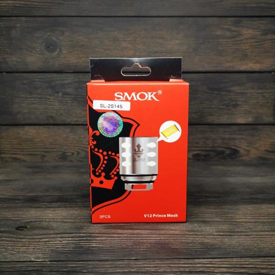 Сменный испаритель SMOK V12 Prince Mesh 0.15Ω | оригинал
