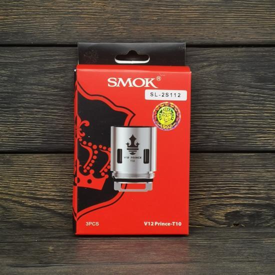 Сменный испаритель SMOK V12 Prince-T10 0.12Ω | оригинал