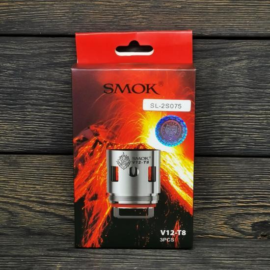 Сменный испаритель SMOK V12-T8 0.16Ω | оригинал