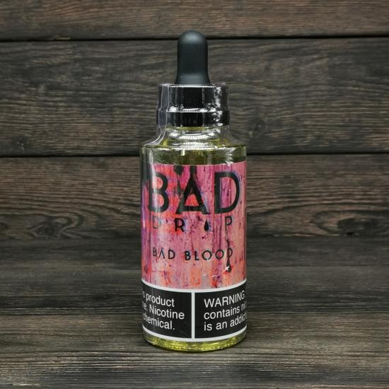 Жидкость Bad Drip Bad Blood 60мл 6мг | оригинал
